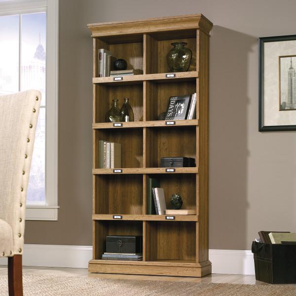 Sauder Barrister Lane Tall Bookcase 414725 The