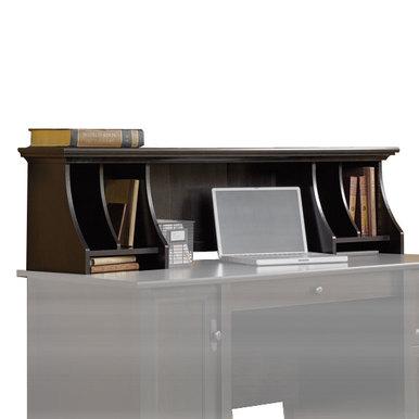 Sauder 408566 Edge Water Hutch The Furniture Co