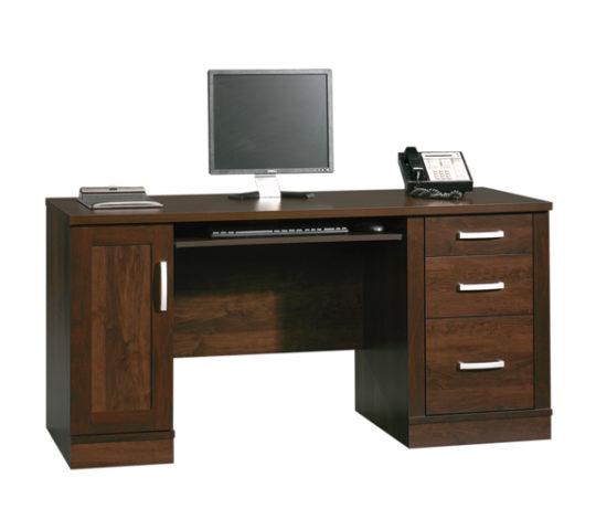 sauder 408291 office port credenza the furniture co
