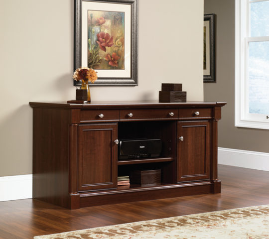 Sauder 412079 Palladia Credenza The Furniture Co