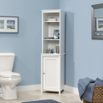 Sauder Caraway Wall Cabinet 414061 The Furniture Co