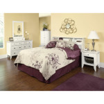 Shoal Creek Bed Set White