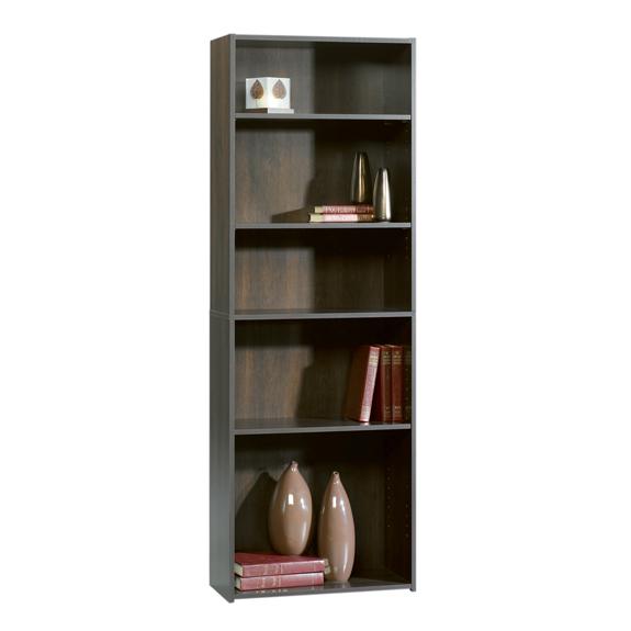 sauder beginnings 3 shelf bookcase 409090 the. Black Bedroom Furniture Sets. Home Design Ideas