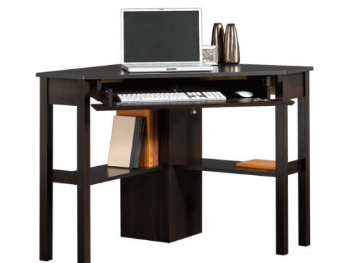 Sauder Beginnings Corner Desk 412314 The Furniture Co
