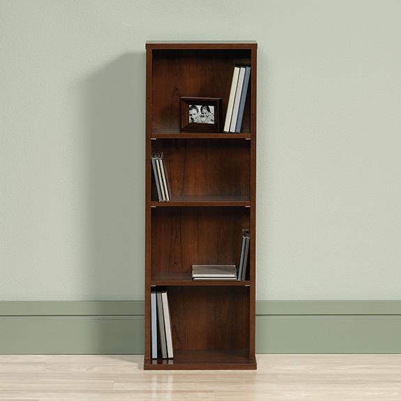 sauder beginnings multimedia tower 415796 the furniture co. Black Bedroom Furniture Sets. Home Design Ideas