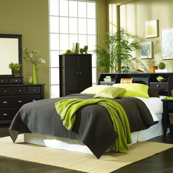 Sauder Shoal Creek 3-Piece Bedroom Set (SHCR-JW-BD-SET