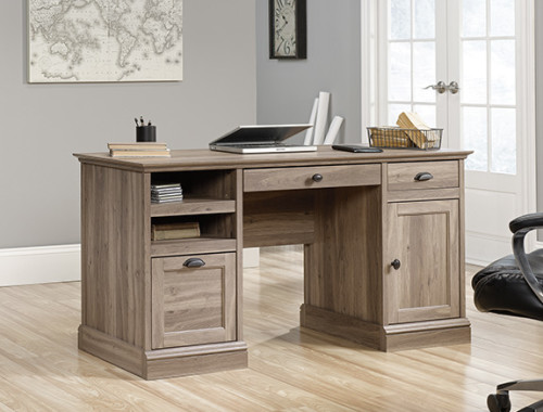 Sauder Barrister Lane Executive Desk 418299 The