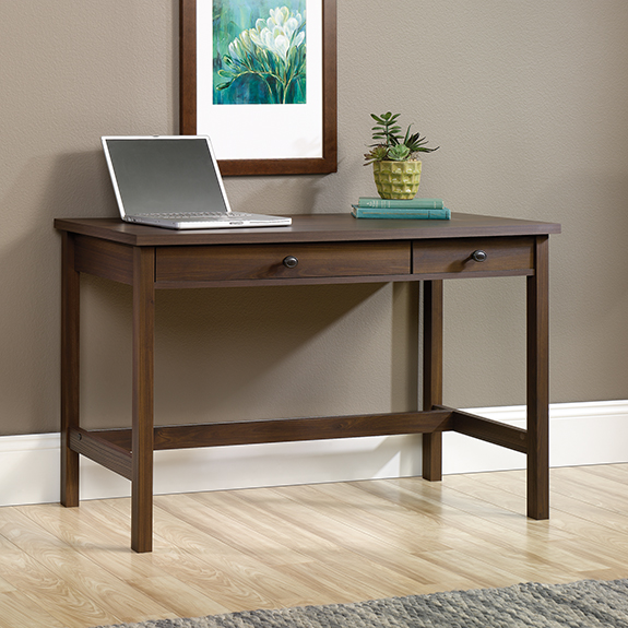 Sauder 418227 County Line Writing Desk The Furniture Co