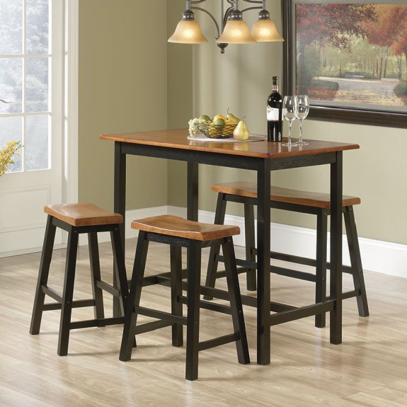 Sauder edge water piece counter height dining