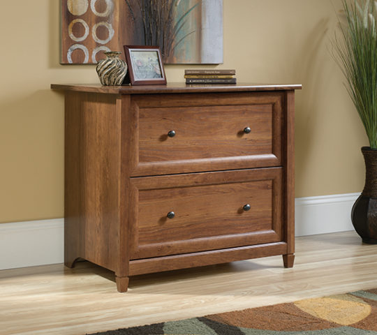 Sauder 419398 Edge Water Lateral File The Furniture Co