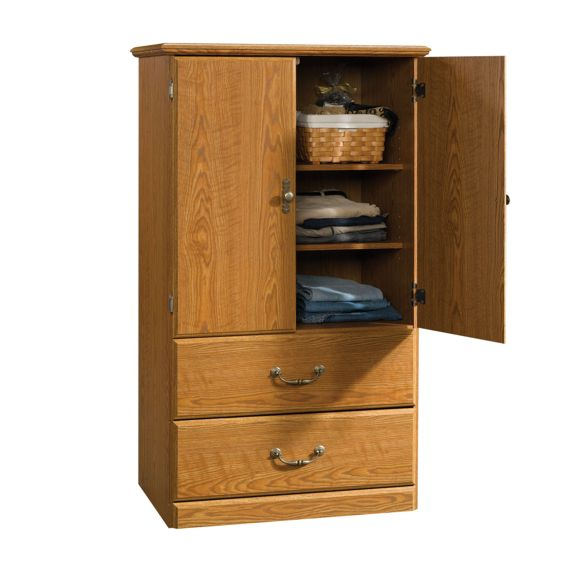 Sauder 401292 Orchard Hills Armoire The Furniture Co
