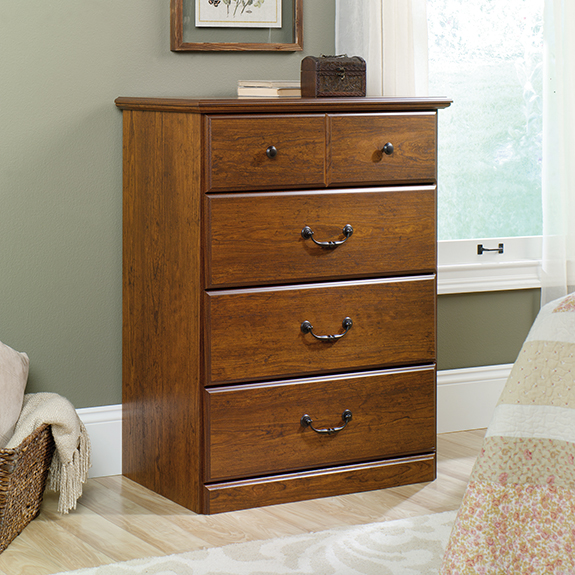 Sauder 418632 Orchard Hills 4 Drawer Chest The Furniture Co