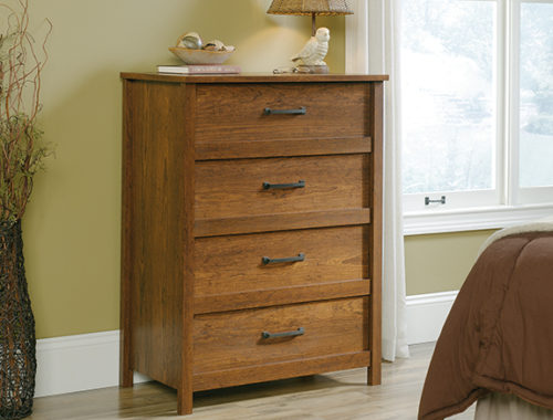 Sauder 419068 Cannery Bridge 4 Drawer Chest The