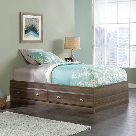 sauder 418663 shoal creek mates bed the furniture co