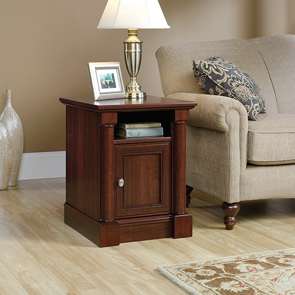 Sauder 420519 Palladia Side Table The Furniture Co