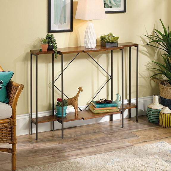 Sauder 420352 Viabella Console Table The Furniture Co