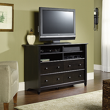 You Re Viewing Sauder Edge Water High Boy Tv Stand 409242 212 00