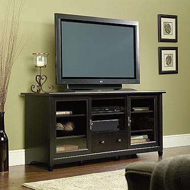 Sauder Edge Water Tv Stand 409048 Sauder The Furniture Co