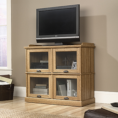 Youu0027re Viewing: Sauder Highboy TV Stand (414719) $214.00 $199.00