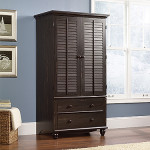 Sauder Harbor View Sewing / Craft Armoire (158097) | The ...