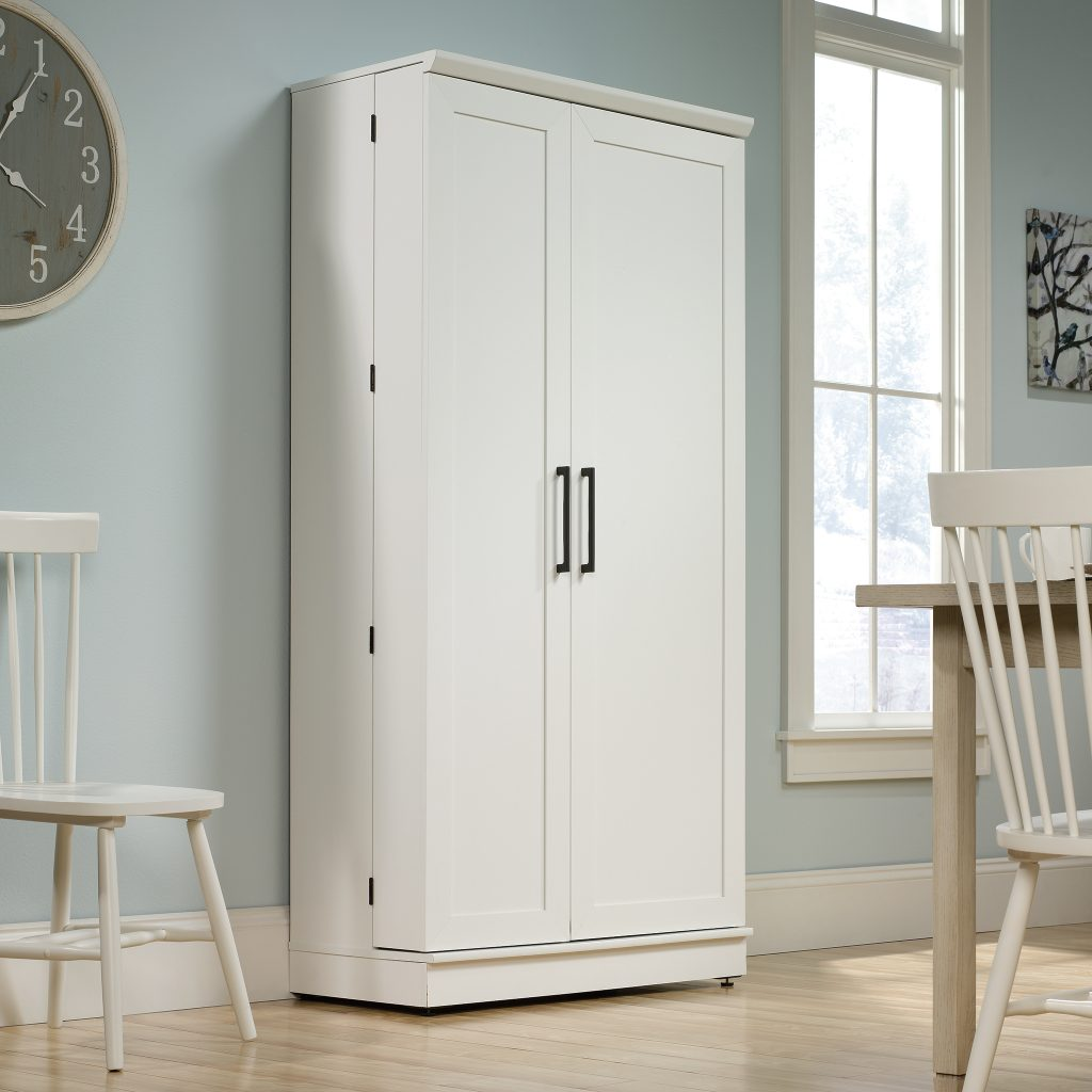 Sauder Homeplus Storage Cabinet (422427) – The Furniture Co.