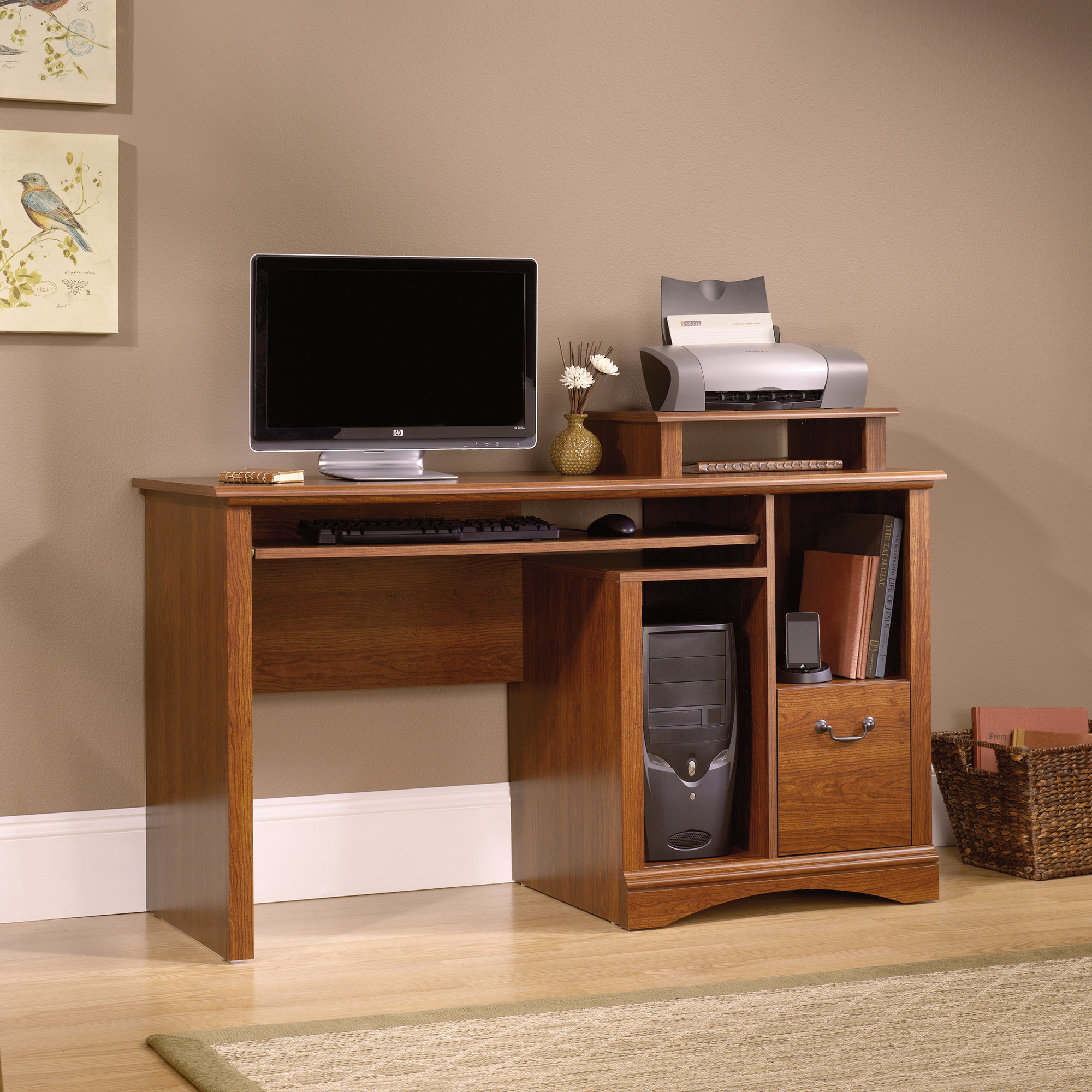 Sauder 101730 Camden County Desk Sauder The Furniture Co
