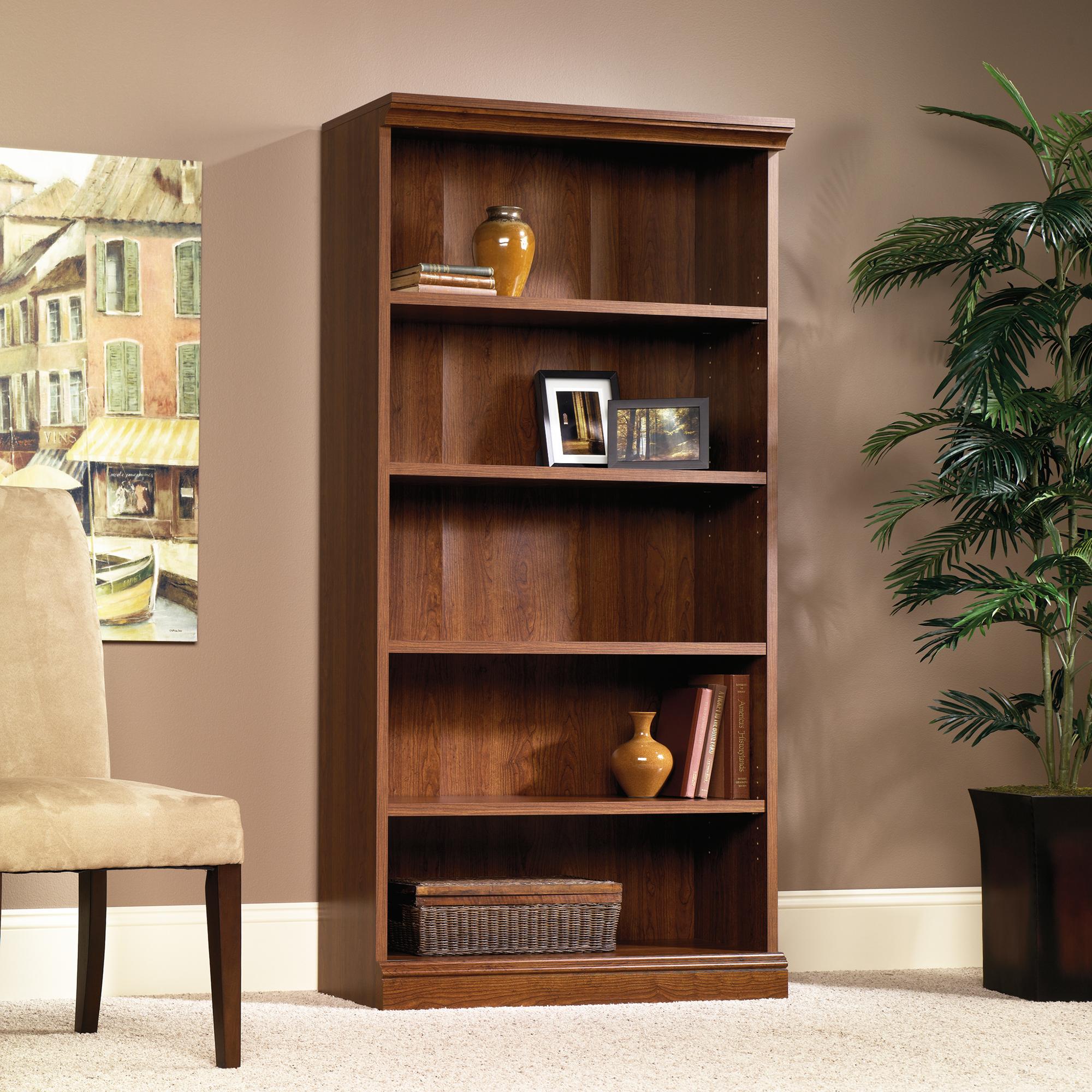 Sauder (101785) Camden County 5 Shelf Bookcase