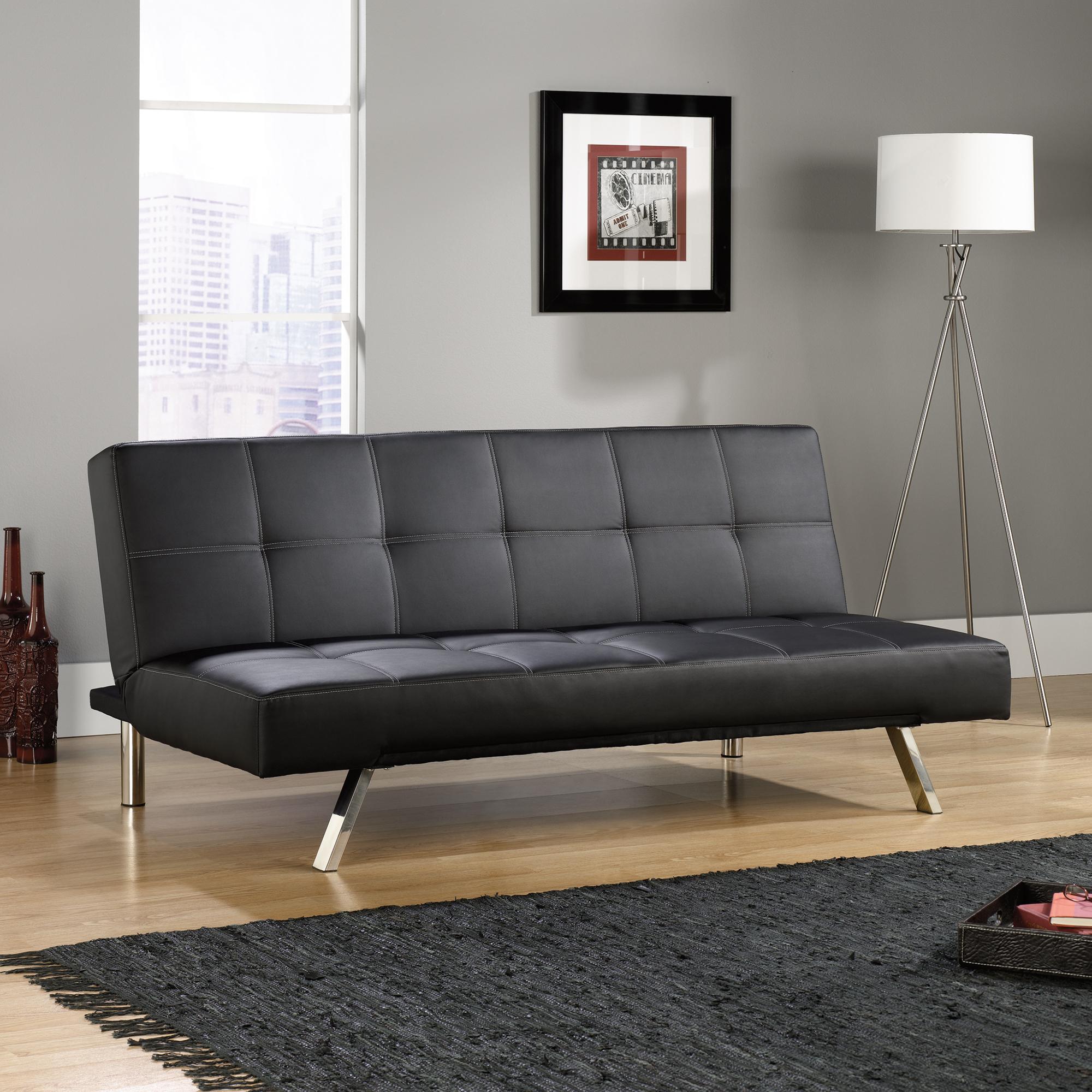 sauder cooper sofa convertible 413193 sauder the furniture co. Black Bedroom Furniture Sets. Home Design Ideas