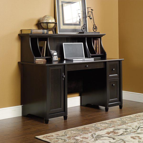 Sauder Edge Water Hutch 408566 Sauder The Furniture Co