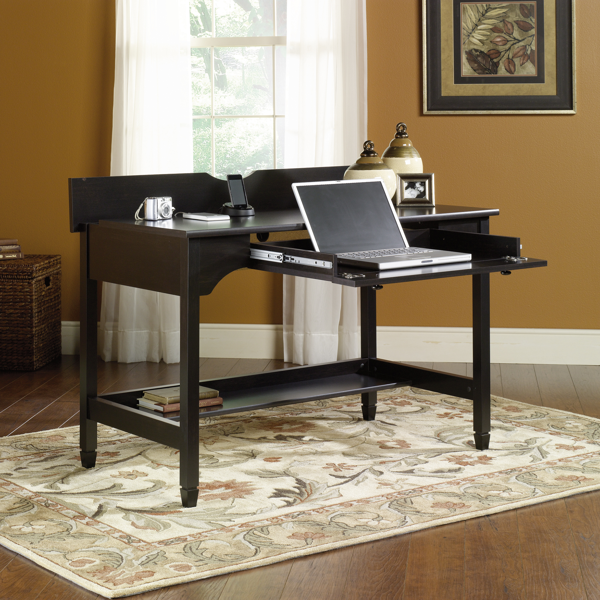 Delicieux Sauder Edge Water Writing Desk ...