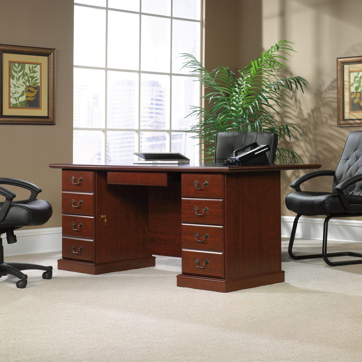 Sauder Heritage Hill Executive Desk 109843