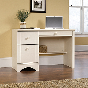 Youu0027re Viewing: Sauder Harbor View Computer Desk (401685) $159.00