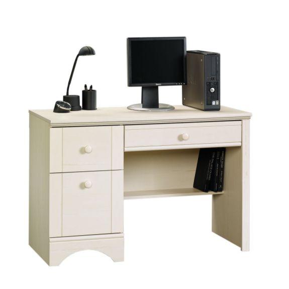 Sauder Harbor View Computer Desk 401685 The Furniture Co