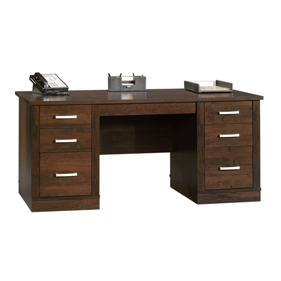 Youu0027re Viewing: Sauder Office Port Executive Desk (408289) $349.99