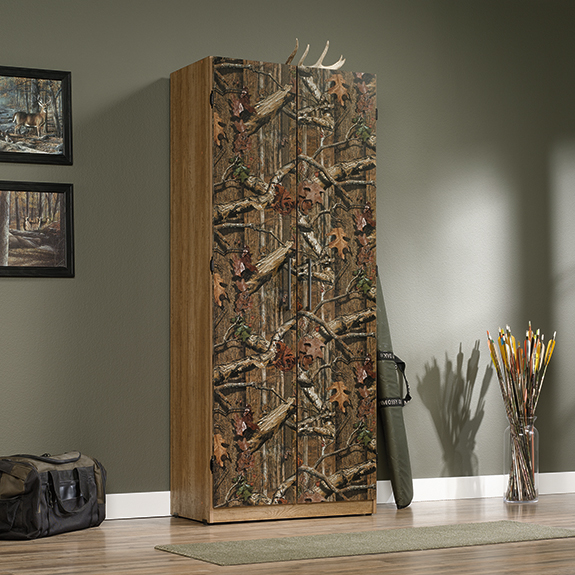 Lifestyle Furniture Company: Sauder Outdoor Lifestyle Storage Cabinet (416107)