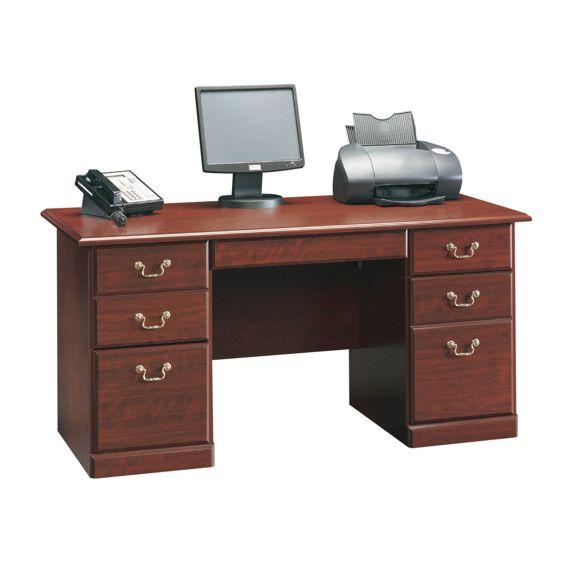 Sauder 109830 Heritage Hill Executive Desk The