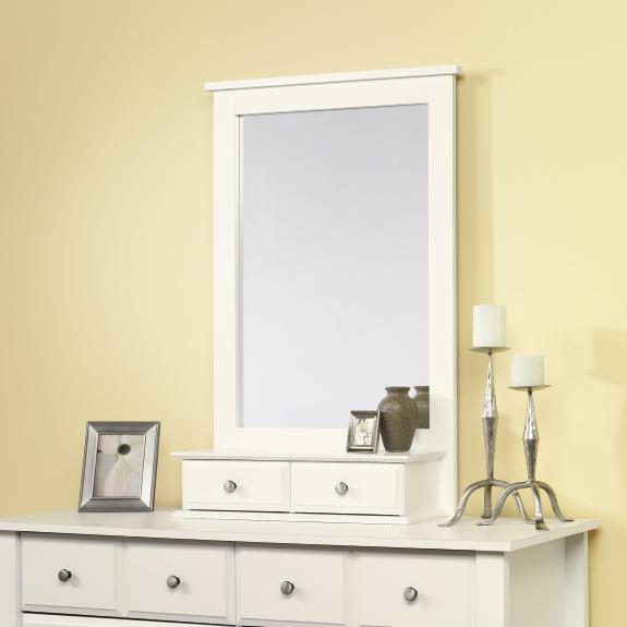 Bedroom Furniture Bd: Sauder Shoal Creek 4 Piece Bedroom Set (SHCR-BD-SET