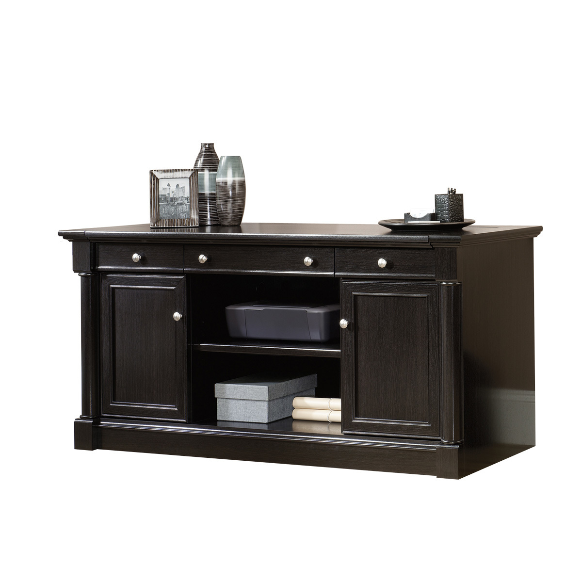 Sauder Palladia Credenza 417698 Sauder The Furniture Co