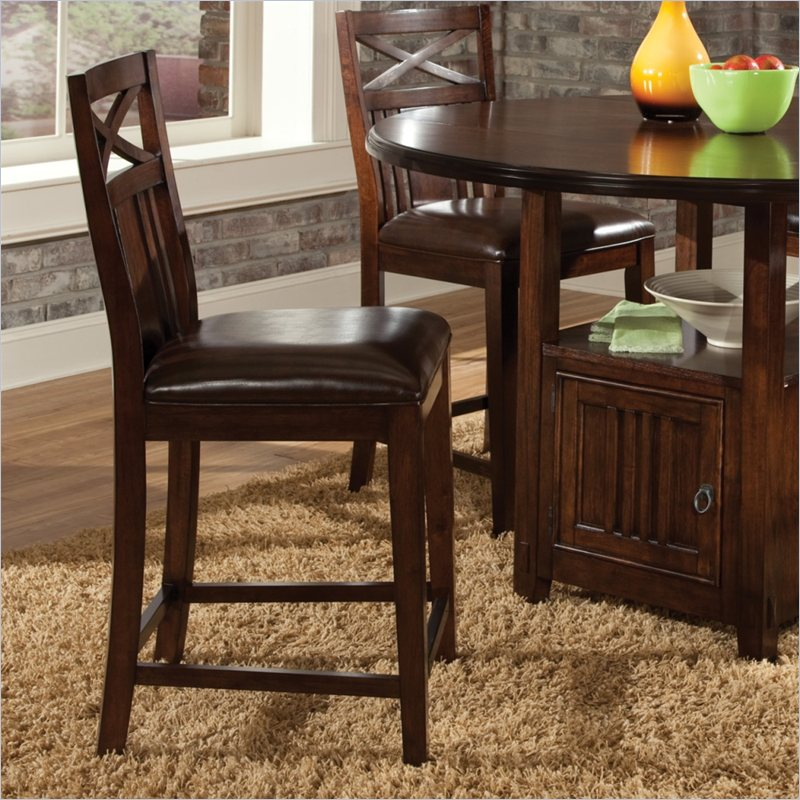 standard sonoma counter height table 4 stools 11906 14 sauder the furniture co. Black Bedroom Furniture Sets. Home Design Ideas