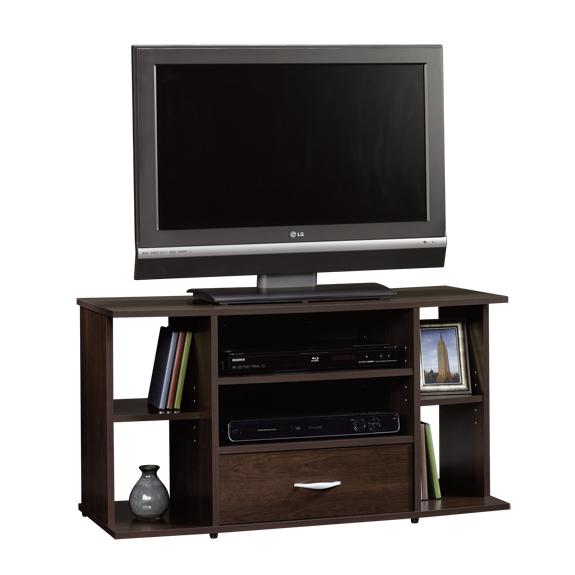 Sauder Beginnings Tv Stand W Mount 412755 Sauder The Furniture Co