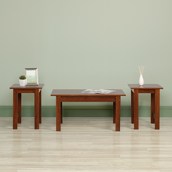 Sauder Beginnings 3 Piece Table Set 418874 The