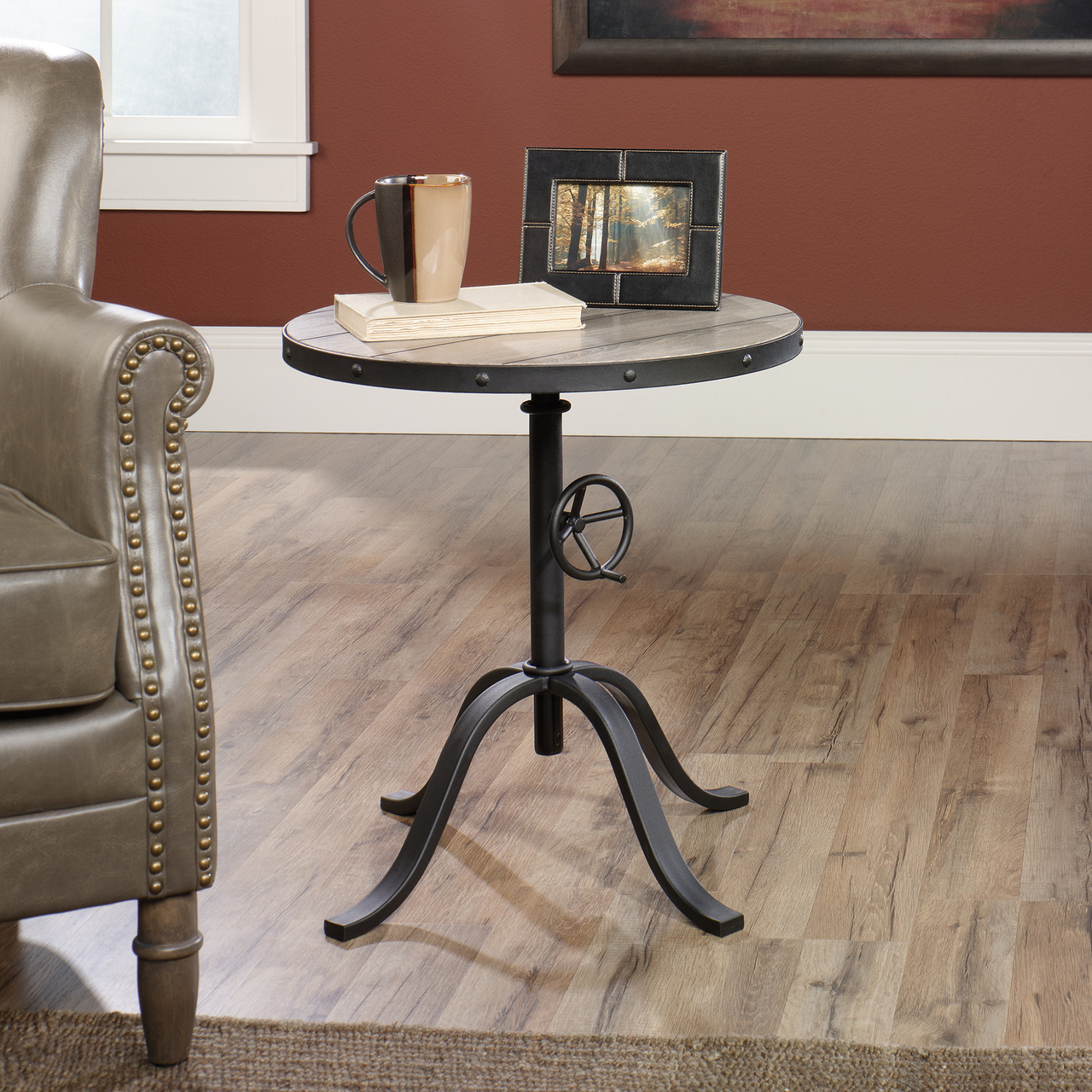 You Re Viewing Sauder Barrister Lane Pedestal Table 417064 157 00