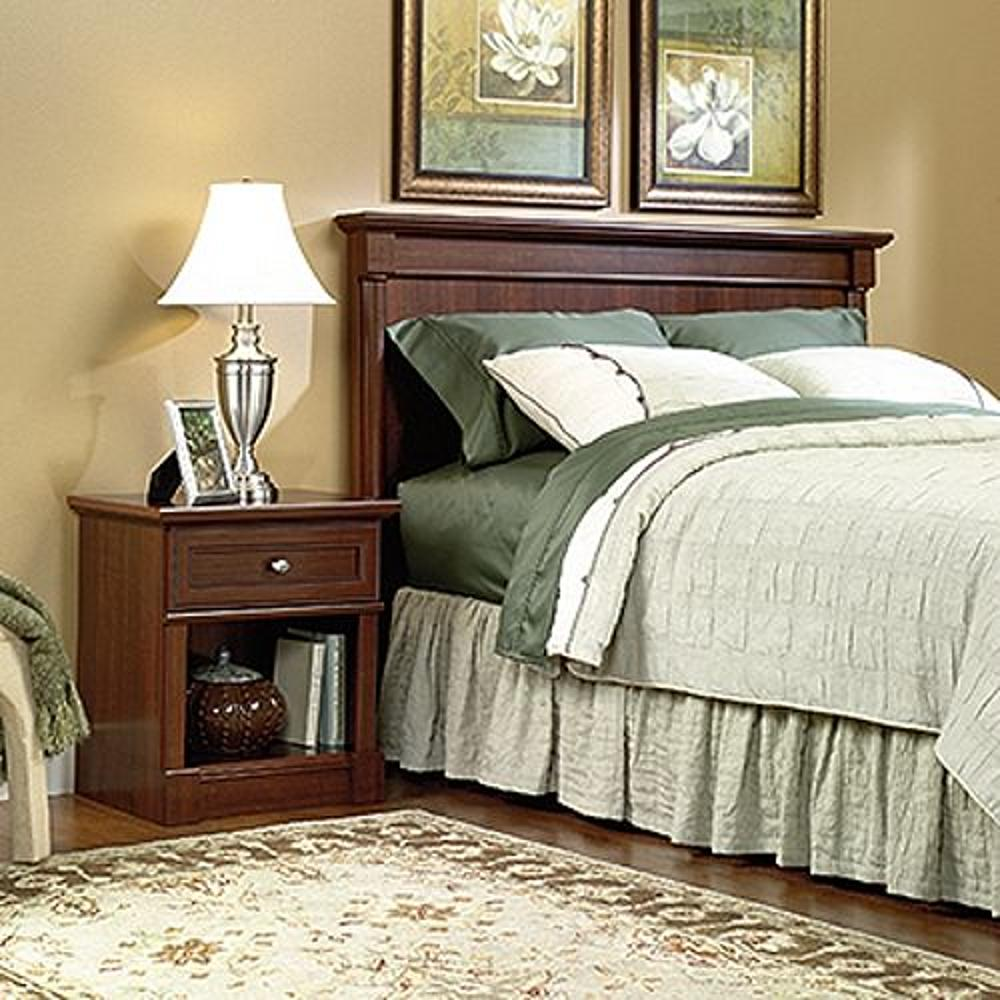 Sauder Bedroom Furniture Sauder Palladia Headboard And Night Stand 411840 35 The