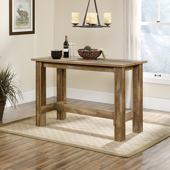 Stupendous Sauder Trestle Table With Benches 413421 Sauder The Forskolin Free Trial Chair Design Images Forskolin Free Trialorg