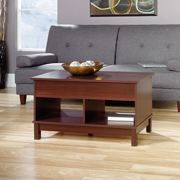 Youu0027re Viewing: Sauder Kendall Square Lift Top Coffee Table (418341) $128.00