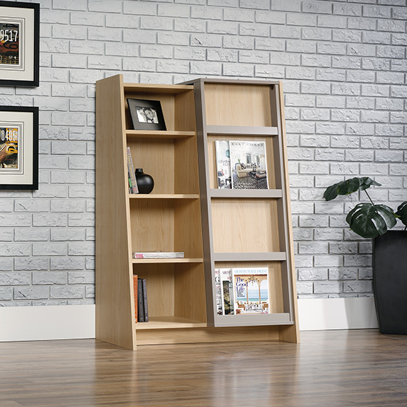 Youu0027re Viewing: Sauder (417770) Affinity Office Display Bookcase $179.00