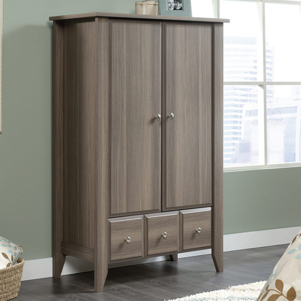 Sauder Shoal Creek Armoire (418662) – The Furniture Co.