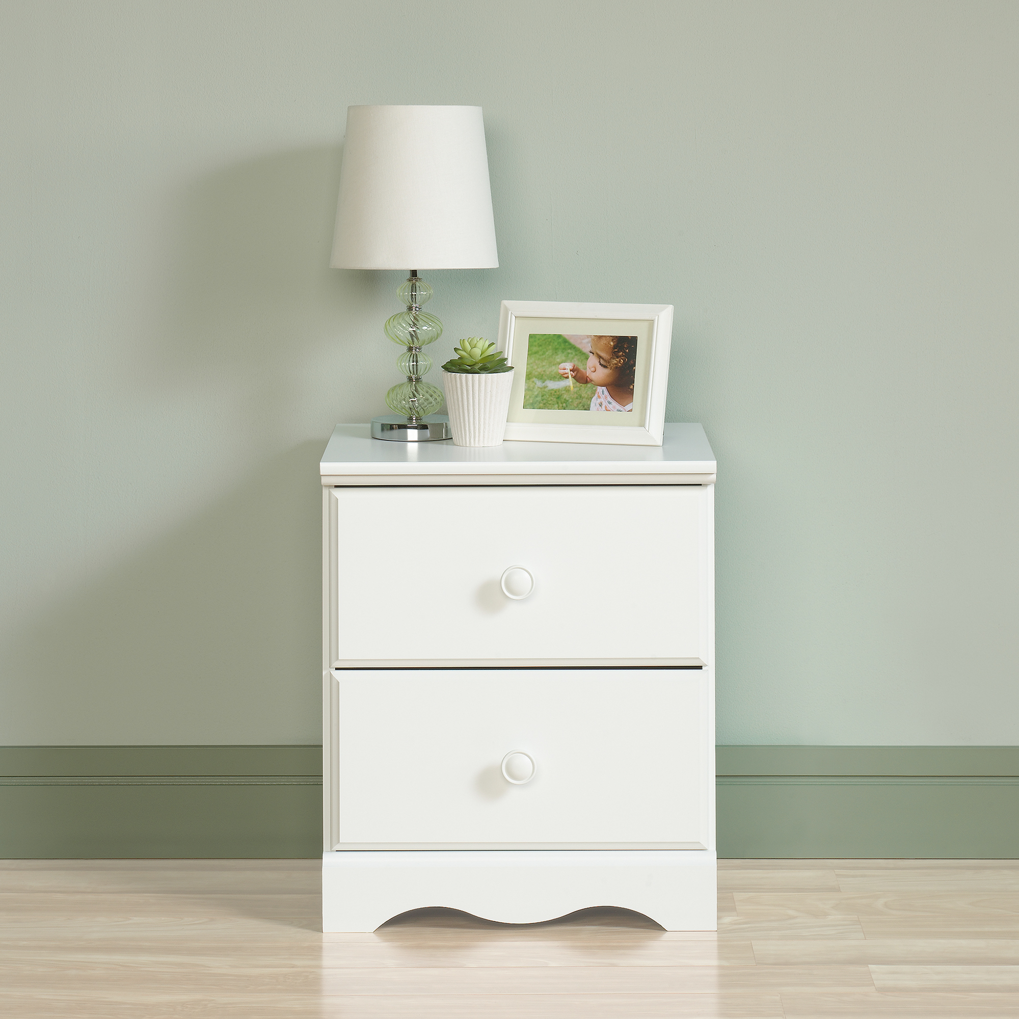 Sauder 419732 Storybook Night Stand The Furniture Co