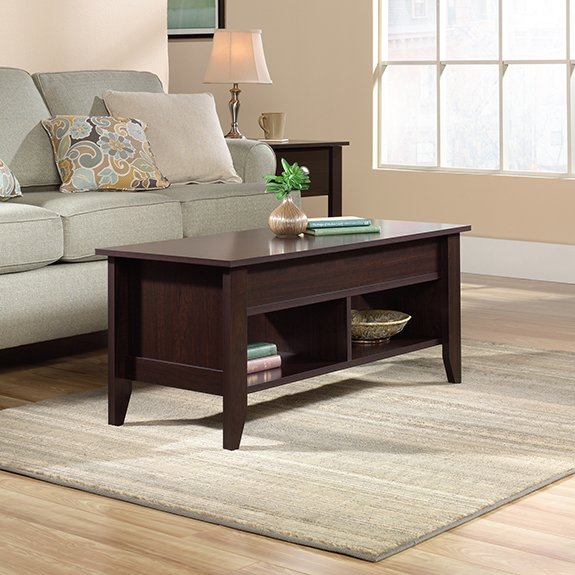 Bon Youu0027re Viewing: Sauder Shoal Creek Lift Top Coffee Table (422197) $154.00