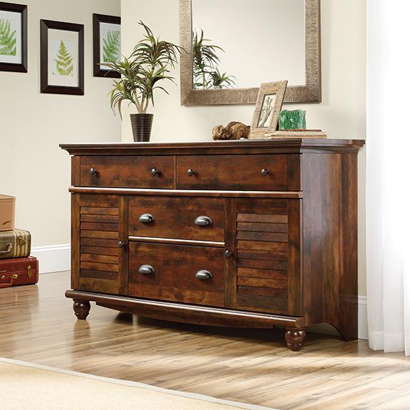 Sauder Harbor View Dresser 420466 Sauder The